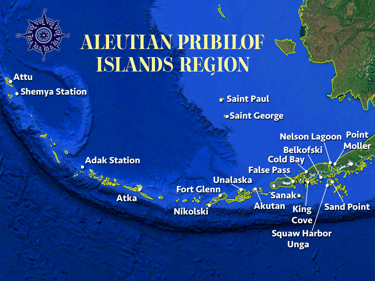 Aleutian Pribilof Islands Region