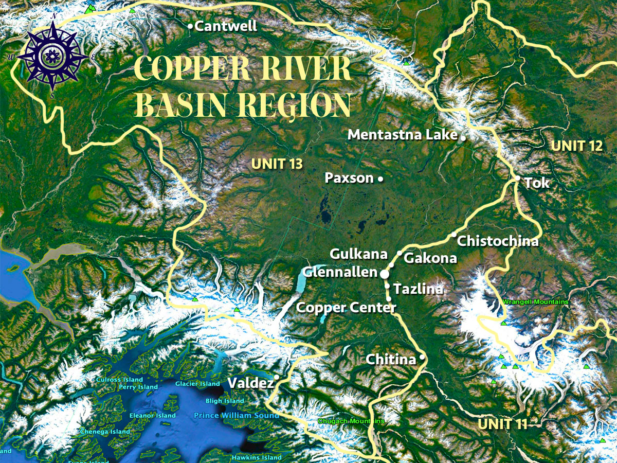 Copper River Basin Region
