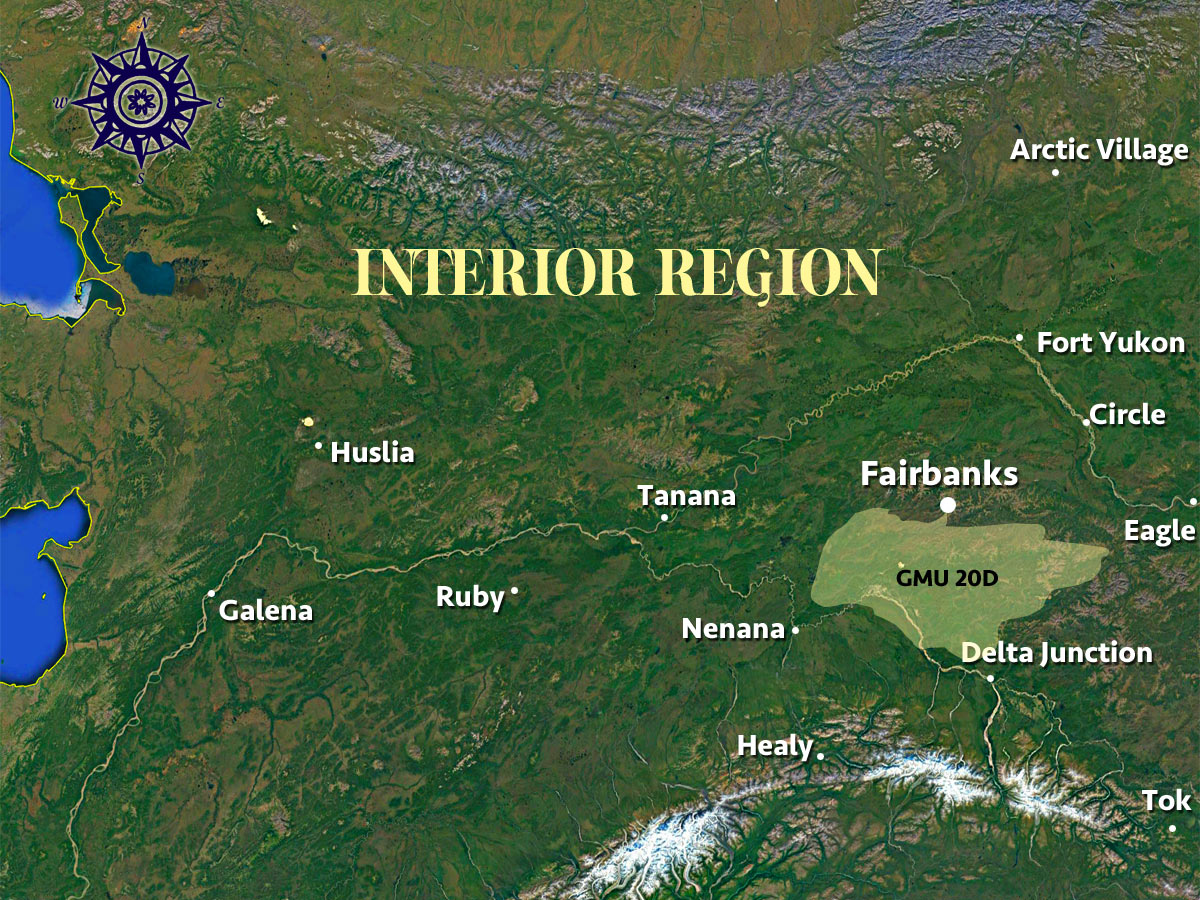 interior Region of Alaska