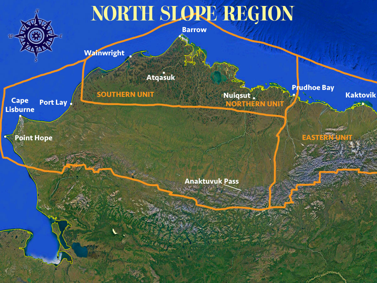 North Slope Region