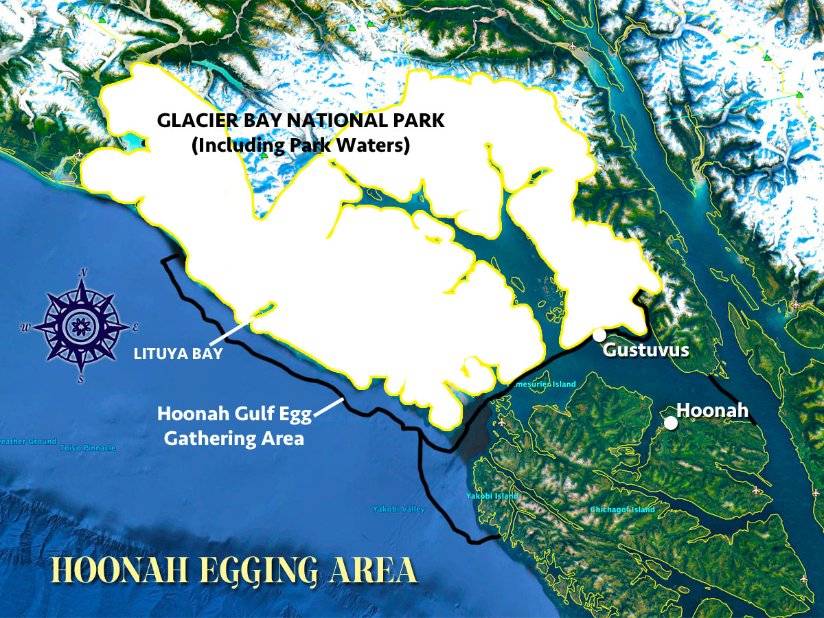 Hoonah Egging Area